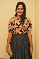 Sowmya Venugopal in Anarkali Dress at Kalamandir Foundation 7th anniversary Celebrations ~  Actress Galleries 025.JPG
