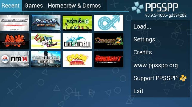 Game psp ppsspp high compressed