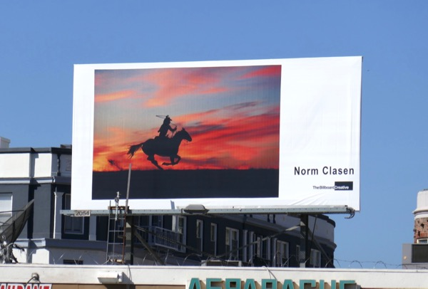 Norm Clasen Billboard Creative