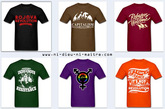 tshirts revolution