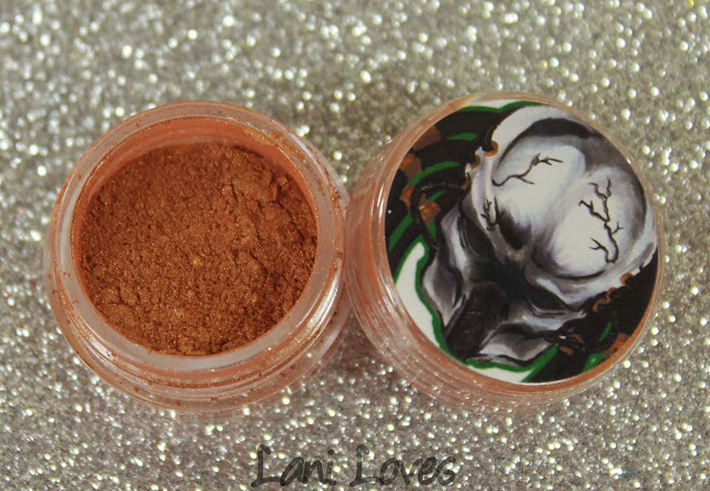 Innocent + Twisted Alchemy - Marked By The Kill Eyeshadow Swatches & Review