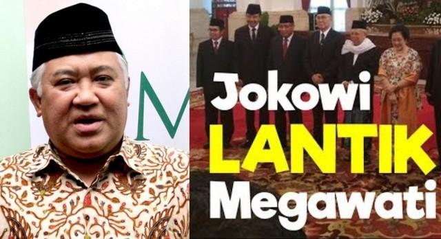 Luar Biasa! Tak Mau Sikap Kritisnya Hilang, Din Syamsuddin Tolak Masuk Unit Pancasila Bentukan Jokowi