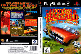Link The Dukes Of Hazzard Return Of The General Lee ps2 iso clubbit