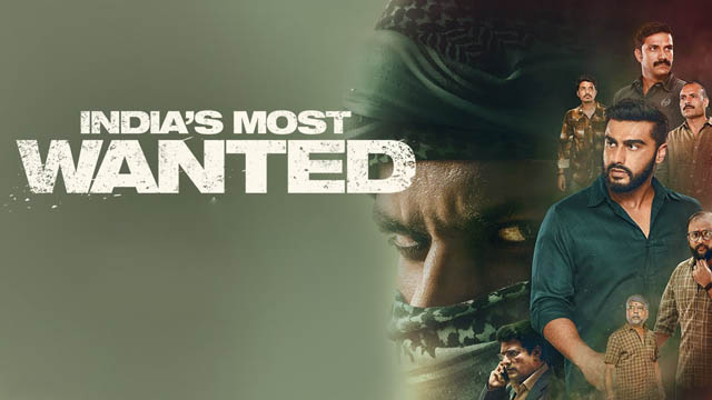 India's Most Wanted (2019) Hindi Movie 720p BluRay Download