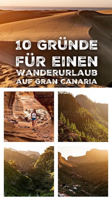 Wandern-Gran-Canaria 10 Gründe für einen Wanderurlaub auf Gran Canaria! Wandern auf den Kanaren  Wanderungen  kanarische Inseln 22
