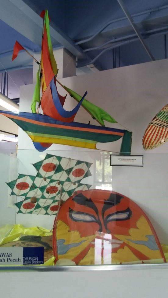 Mohd Faiz Bin Abdul Manan Muzium Layang Layang