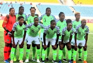 Nigeria super falcon faces tough draws in the 2019 FIFA WWC