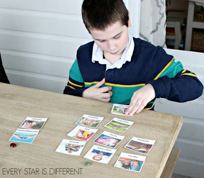 Physical Affection: Yes vs. No Card Sorting-Teaching Consent