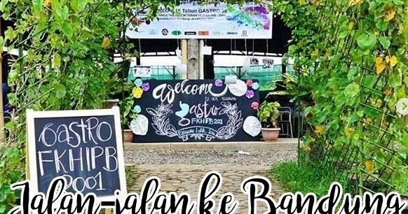 CeRiTa cHa: Jalan-jalan Naik Travel ke Kota Bandung
