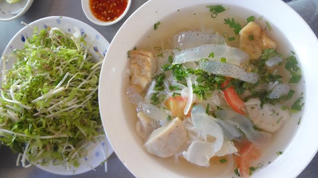 Nha Trang Vermicelli Soup