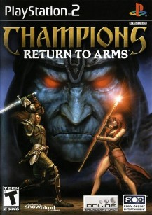 Champions Return To Arms PS2 Torrent