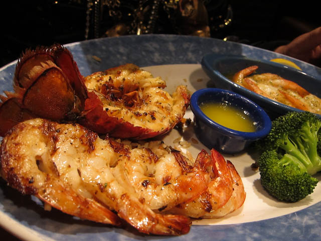 Restaurante Red Lobster em Nova York