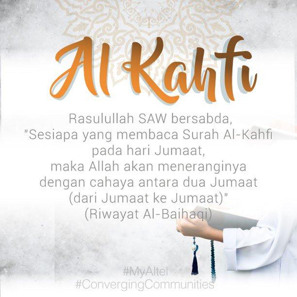 Bacalah Surah Al-Kahfi Penyelamat Fitnah Dajal