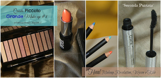 "[Questo Piccolo Grande Make up #8] Haul Make up ""seconda puntata"": Wycon Matt Sublime Lipstick e Kiko Unforgettable Mascara"