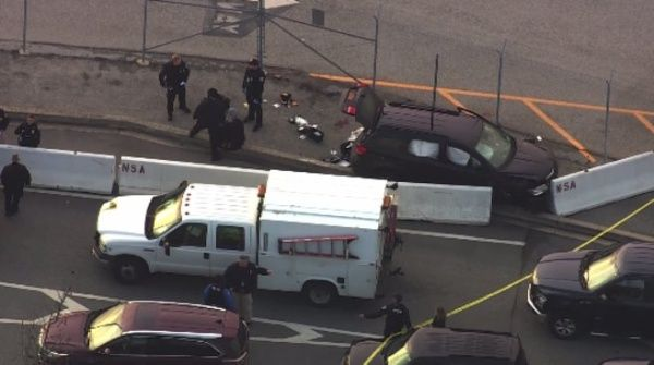 Reportan tiroteo cerca de sede de la Agencia de Seguridad Nacional de EE.UU.
