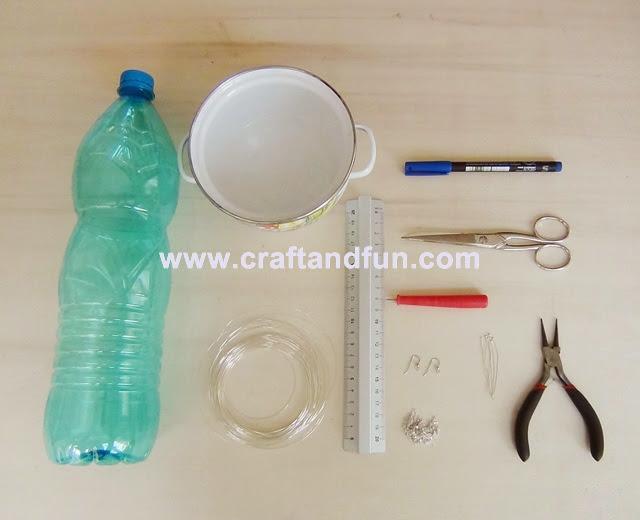 Bricolage Con Bottiglie Di Plastica.Riciclo Creativo Craft And Fun Riciclo Creativo Bottiglie Di