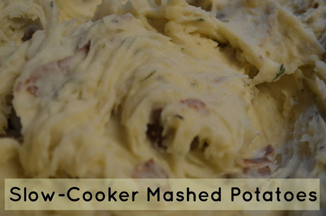Slow-Cooker Recipe for Mashed Potatoes