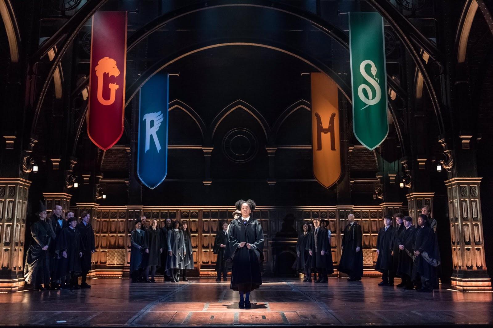 cytaty, fragment, Harry Potter and the Cursed Child, Harry Potter i przeklęte dziecko, książki, ósma część, premiera, recenzja, sztuka, na scenie, londyn, teatr