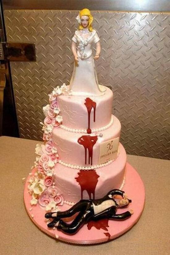 Divorce Cakes Amazing Ezone