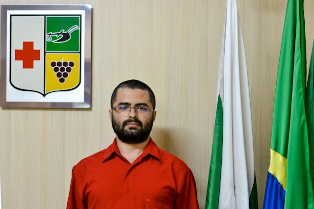 Servidor da Câmara Municipal de Colombo ganha Prêmio Nacional