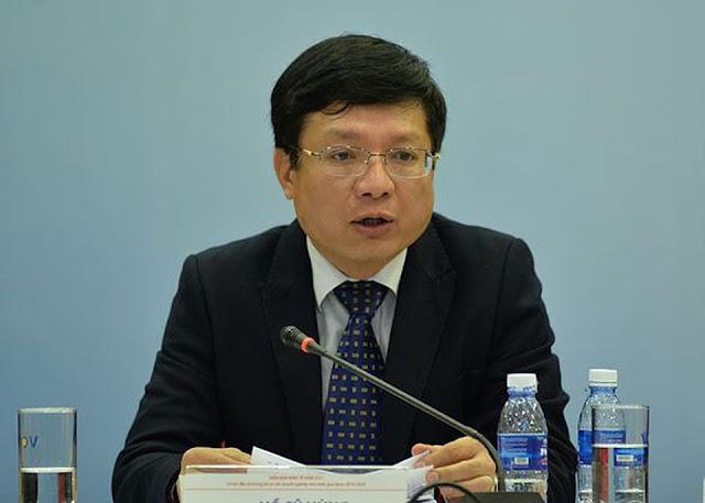Ông Hồ Sỹ Hùng, Phó Chủ tịch Uỷ ban Quản lý vốn Nhà nước tại doanh nghiệp