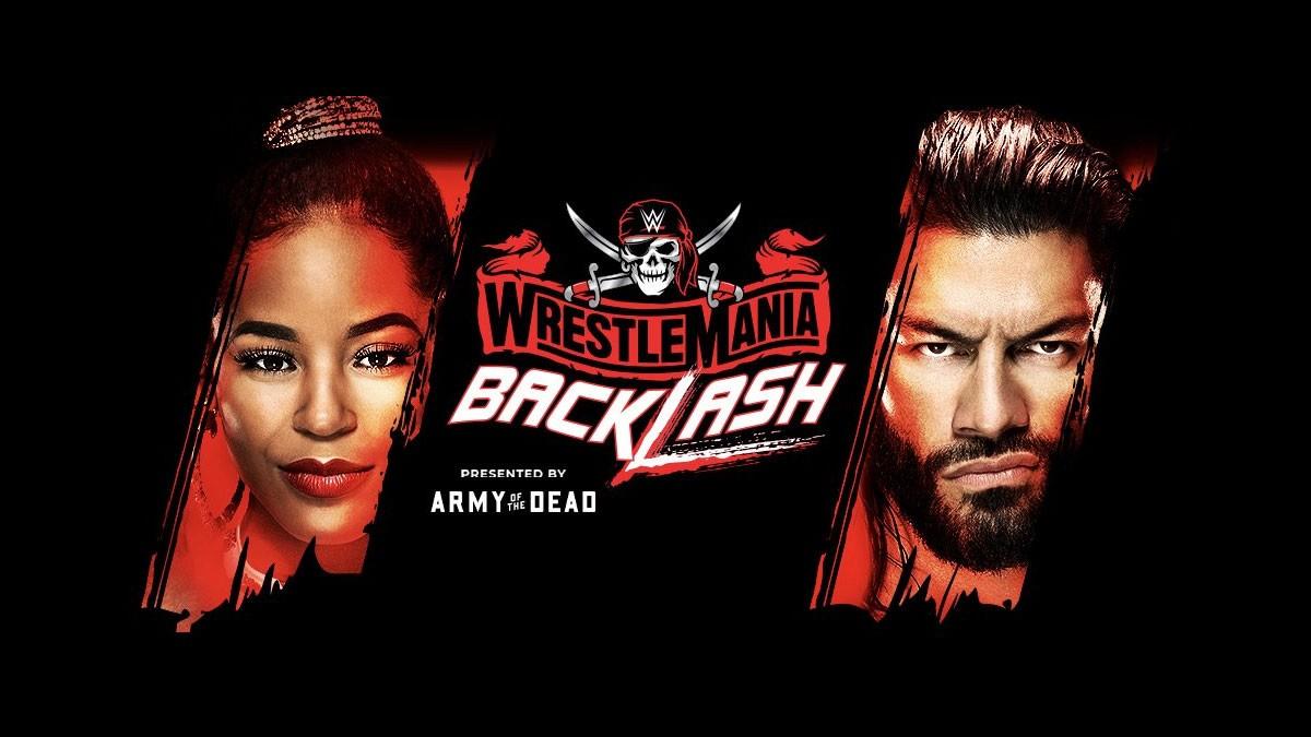 WWE WrestleMania Backlash 2021: Grandes lutas anunciadas!