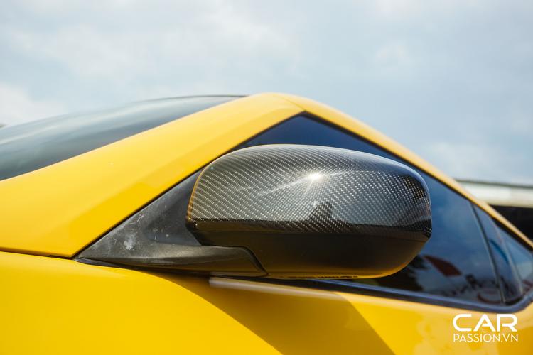 Ngắm xe thể thao Nissan 370Z độ 'khủng' tại Bình Phước