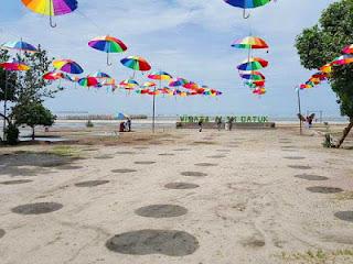 pantai wisata alam datuk batubara