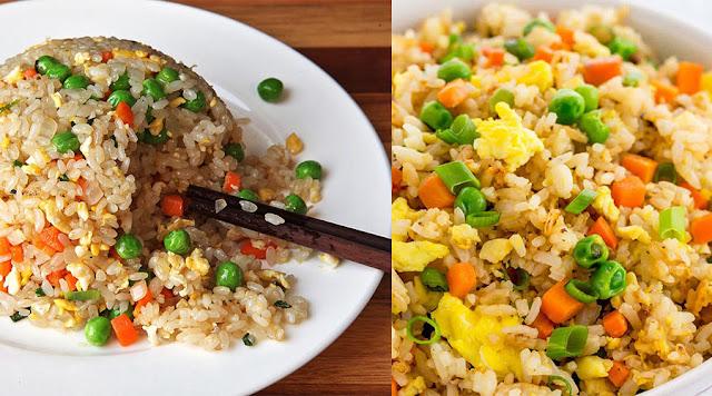 7 Resepi Nasi Goreng Yang Anda Boleh Cuba Di Rumah