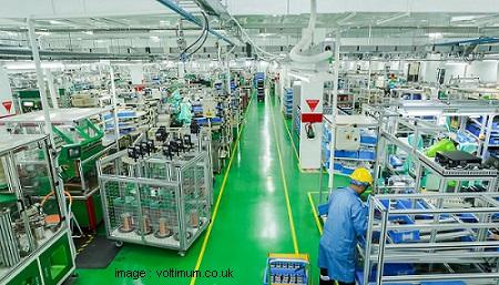 Smart Factory Batam Schneider Electric