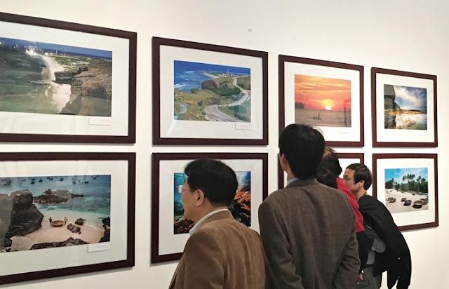 Đất và người quê hương Hải đội Hoàng Sa qua ống kính nhiếp ảnh