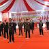 Forkopimda Kabupaten Wonogiri Ikuti Upacara Virtual Peringatan Hari Bhayangkara Ke-74