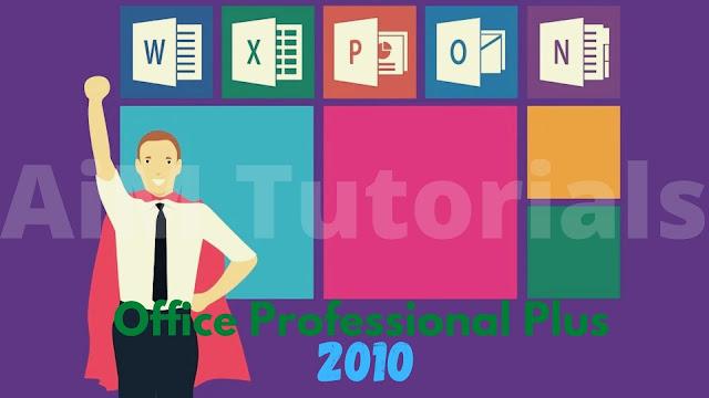 Microsoft Office Pro Plus 2010 Free Download