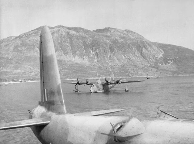 Short Sunderland Kalamata worldwartwo.filminspector.com