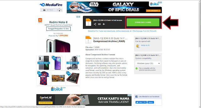 Cara Download Program/Software di Website MAS-13 6