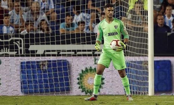 """Munir - Málaga -: """"Soy de la opinión que se debe acabar LaLiga con público"""""""