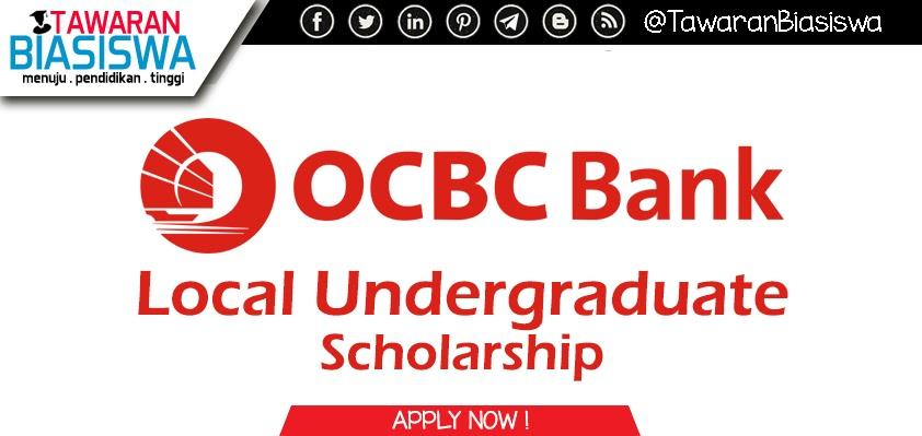Biasiswa Ijazah Sarjana Muda OCBC Bank