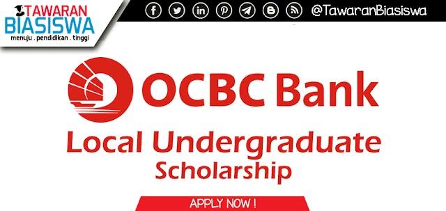 Biasiswa Ijazah Sarjana Muda OCBC Bank Scholarship 2020
