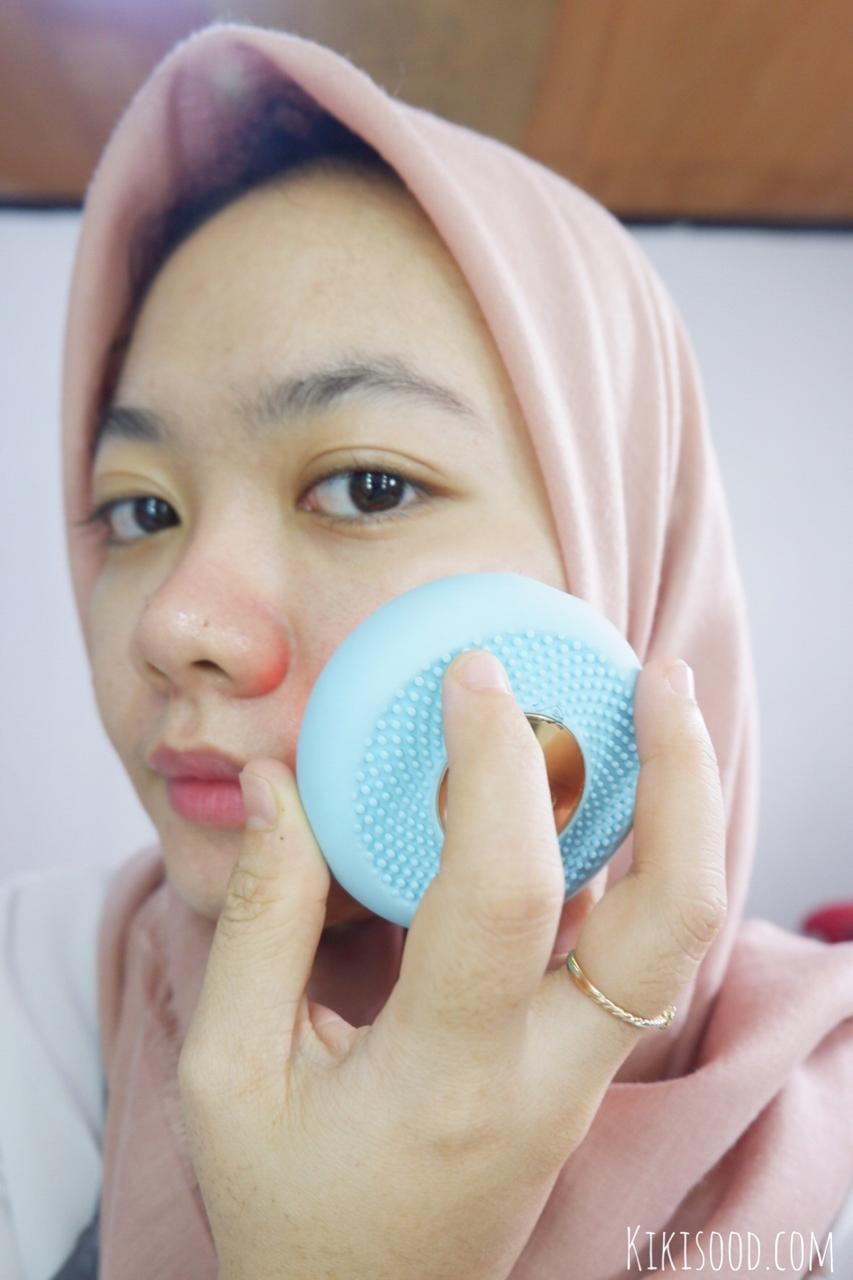 review foreo ufo mini