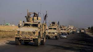 88 US occupation trucks laden with stolen oil, wheat leave Syria heading for Iraq