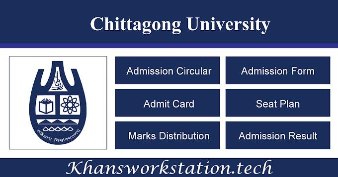 CU Admission Circular 2020-21 | admission.eis.cu.ac.bd