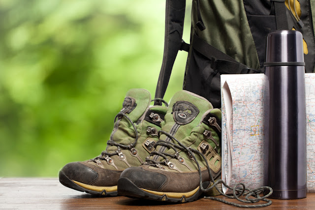 Some of Reykjavik's top camping equipment rental stores also sell hiking boots