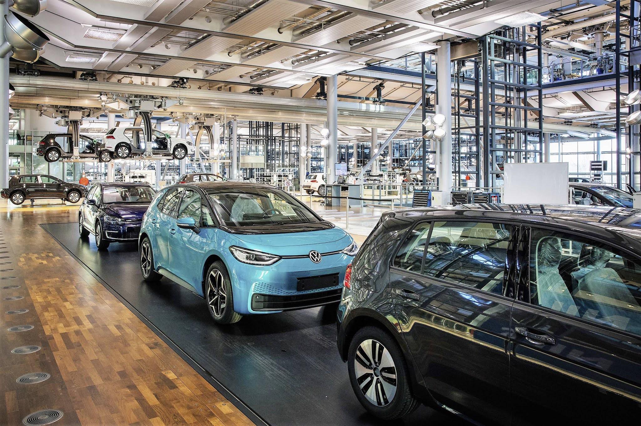 Volkswagen cortará 5.000 vagas de empregos, diz jornal alemão