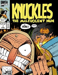Knuckles The Malevolent Nun