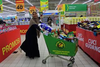 belanja murah, groceries, mamah muda borong, daftar tempat belanja murah, supermarket, giant CBD Bintaro, giant indonesia