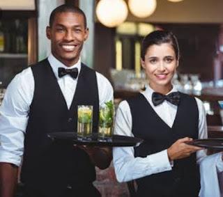 Waitress, Waiter, Bartender Jobs Vacancy Bombay Borough Location Dubai