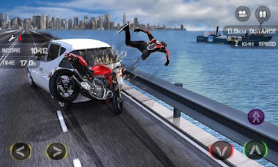 Race the Traffic Moto Apk v1.0.15 Mod-screenshot-3