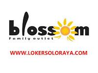 Lowongan Kerja Solo di Blossom Family Outlet Sebagai Cleaning Service