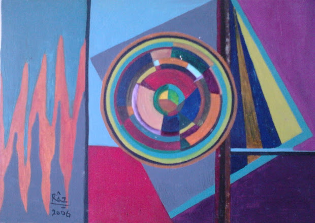 Abstract Cubism Paintings