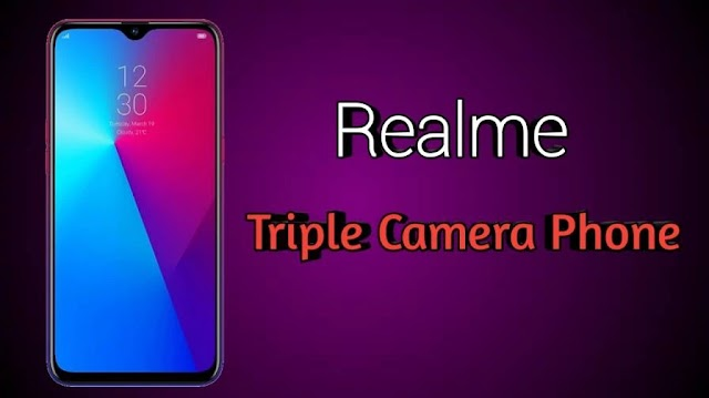 New Affordable Realme Triple Camera Phone Certified With Bluetooth SIG.